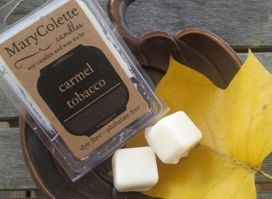 caramel-tobacco
